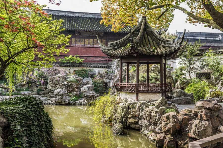 Circuit chine offre speciale chine avec voyages leclerc for Le jardin yuyuan