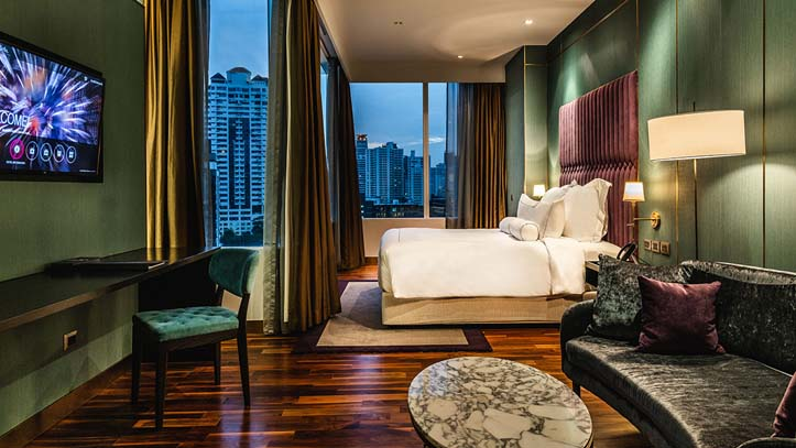 akyra bangkok chambre