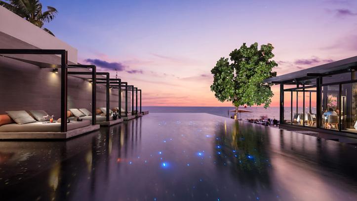 aleenta phuket piscine restaurant liste
