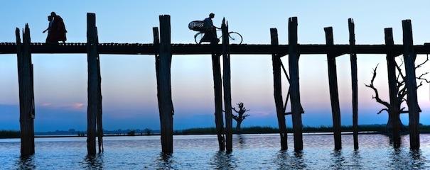 Tissage Birmanie