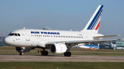 Avion compagnie Air France