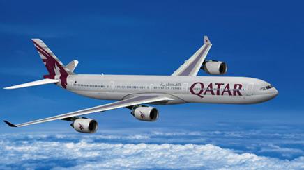 Avion compagnie Qatar Airways