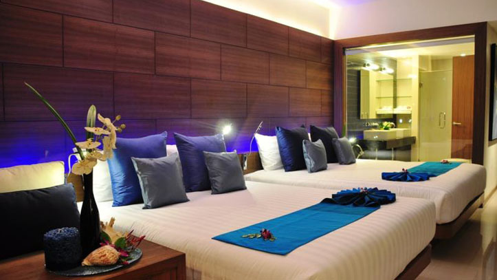 Avista resort chambre