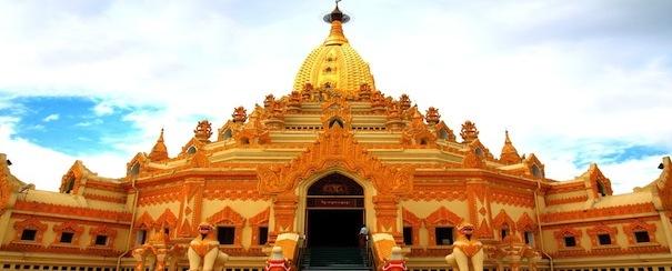 Pagode Bagan Myanmar