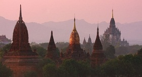 Temple Bagan Myanmar Birmanie