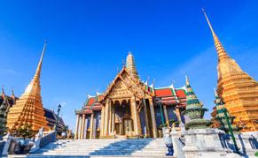 Bangkok Wat Phra Kaeo Liste