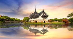 Palace de Sanphet Prasat !