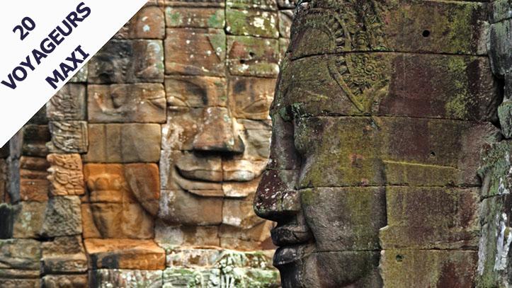 Temples d'Angkor, Cambodge