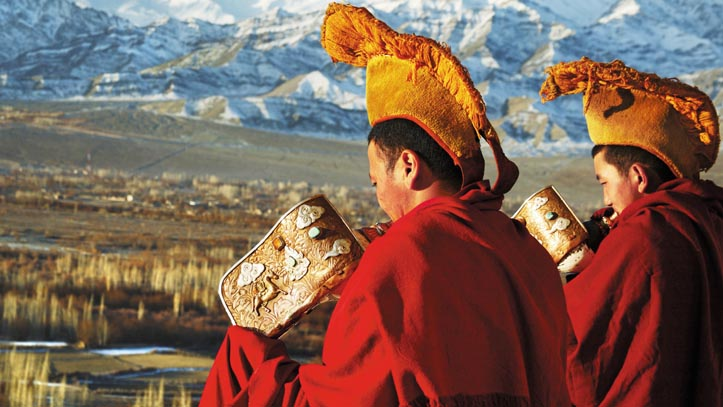 Spiritualité Ladakh