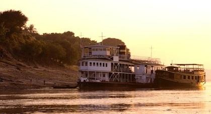 Croisiere Mandalay Myanmar