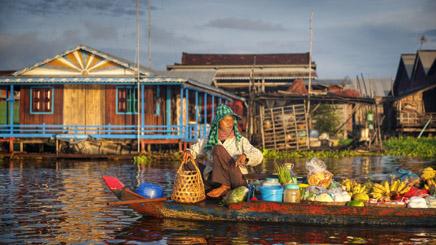 Pont U Bein Birmanie