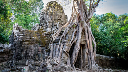 Temple Gawdawpalin Birmanie