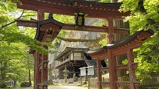 Takkoku-no-iwaya à Hiraizumi