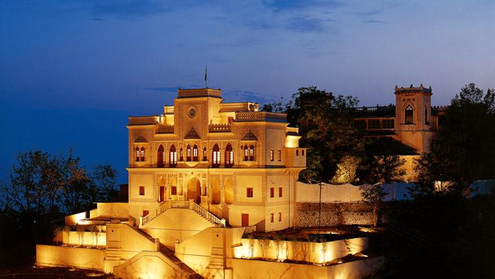 Hotel Ananda Himalaya