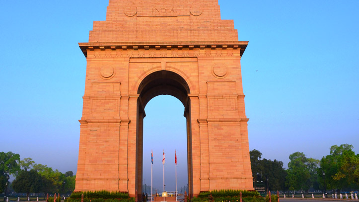 Arc triomphe New Delhi