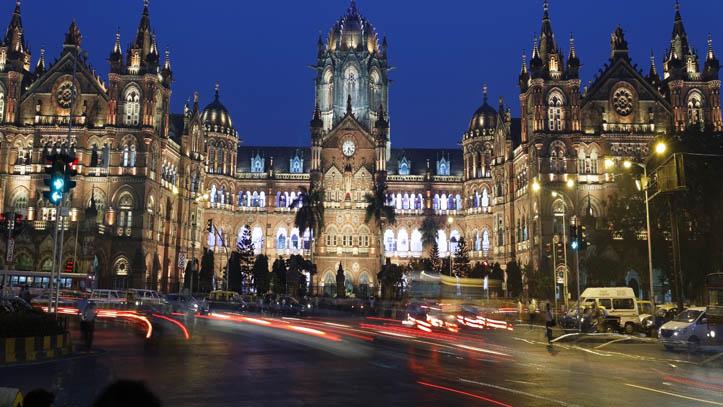 Gare Victoria Mumbai