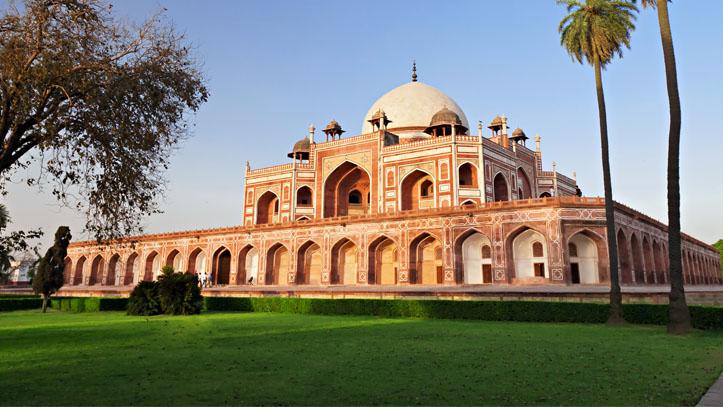 Inde-New-Delhi-Humayuns-Tomb-liste