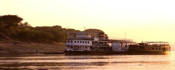 Croisiere Irrawaddy Birmanie