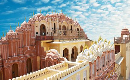 Jaipur-Inde-Palais-des-vents