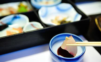 Sushi au marche Tsukiji