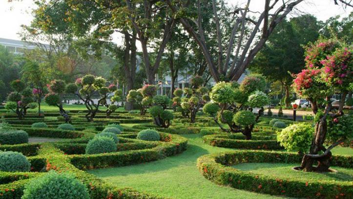 jardin dusit thani