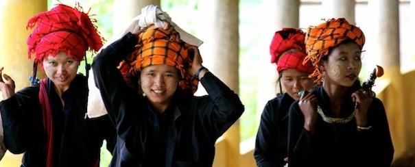 Minorité Kalaw Myanmar