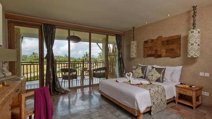 Kenanga Ubud hotel chambre