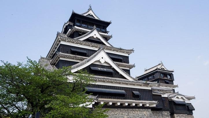 Chateau de Kumamoto
