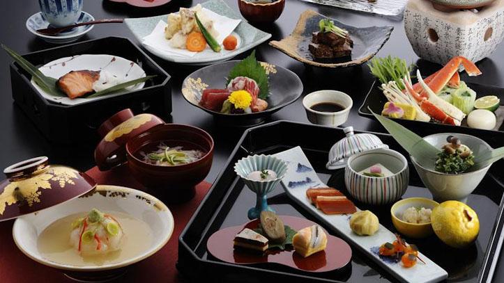 Cuisine kaiseki de Kyoto