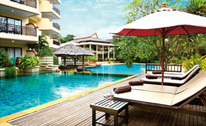 La Playa Resort, Hotel 4 étoiles à Krabi, en Thailande