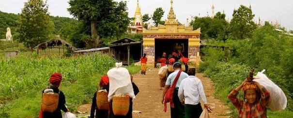 Tribus Birmane