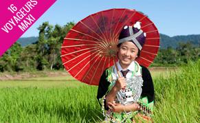 Laos portrait minorité ethnique