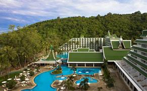 Le Méridien, Hotel 5 étoiles à Phuket, en Thailande