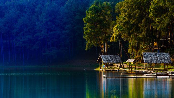 Lac à Mae Hong Son