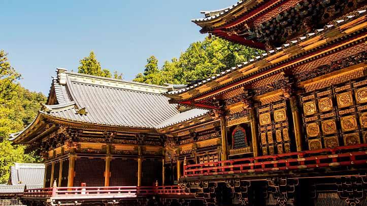 Temple Toshogu de Nikko