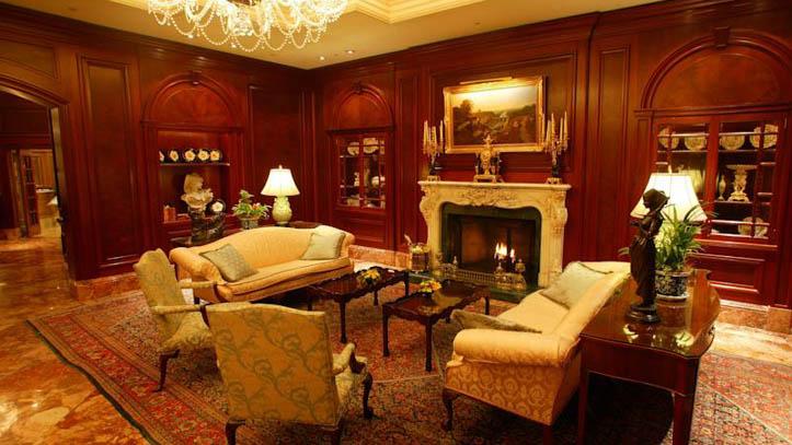 Lobby du Ritz Carlton