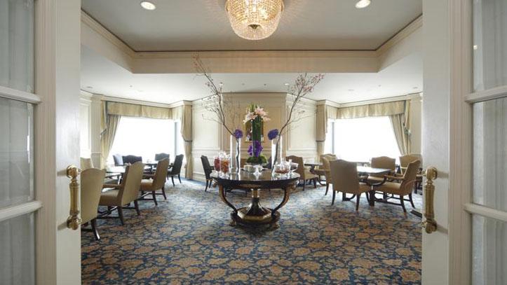 Salle du Ritz Carlton