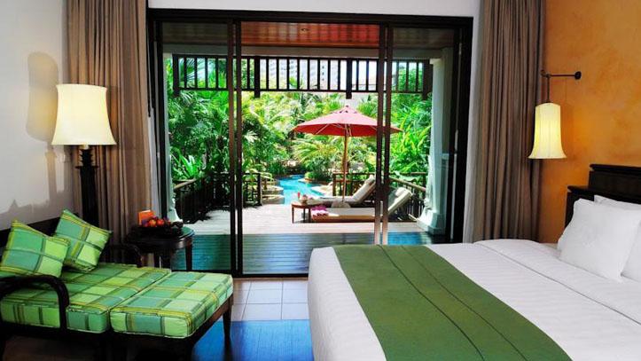 Pattaya Sheraton chambre