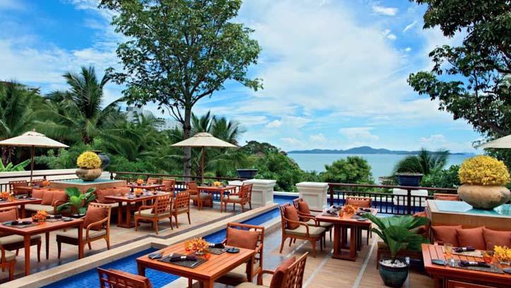 Restaurant Pattaya Sheraton