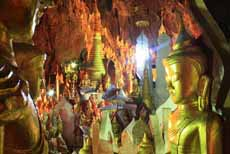 Plage Ngwe Saug Birmanie