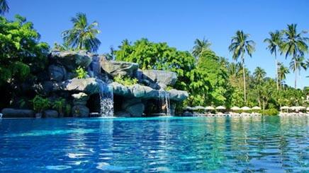 """""""Piscine-et-hotel-Duangjitt-resort-and-spa-a"""""""