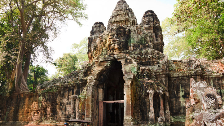 port cite royale angkor thom siem reap