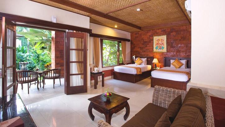 Rama Phala chambre