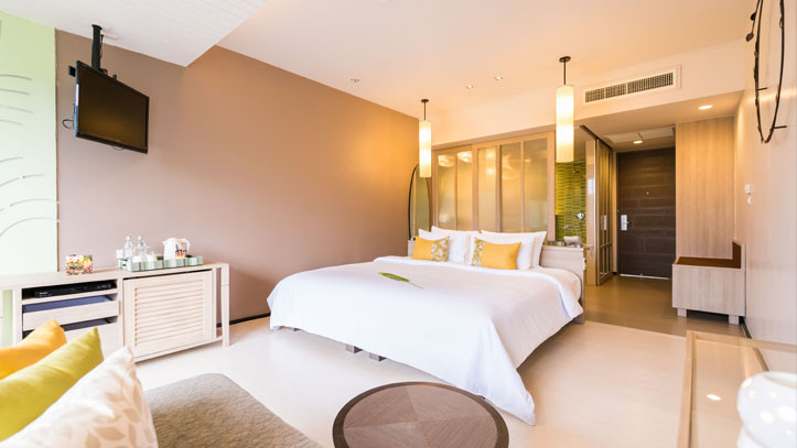 chambre deluxe the sands khao lak