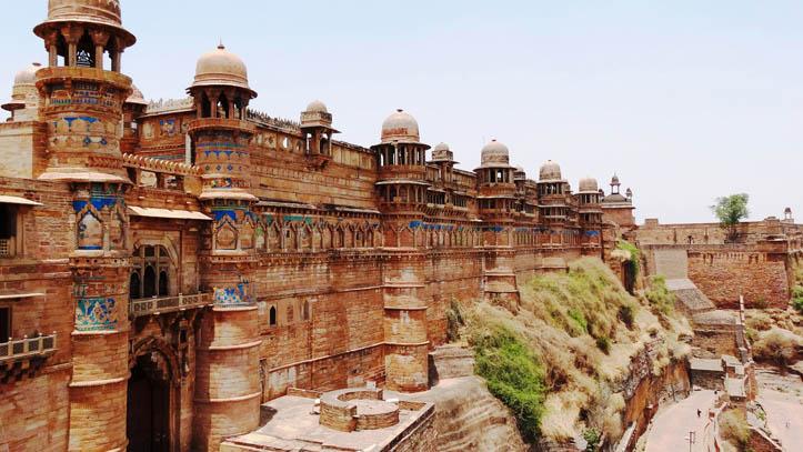 Singh palace Gwalior
