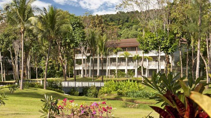Jardin Sheraton Krabi
