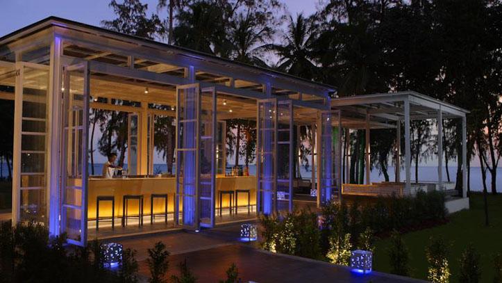 Sheraton Krabi restaurant