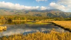 Lac de la péninsule de Shiretoko