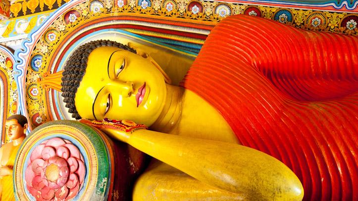 Sri Lanka Anuradhapura temple Isurumuniya