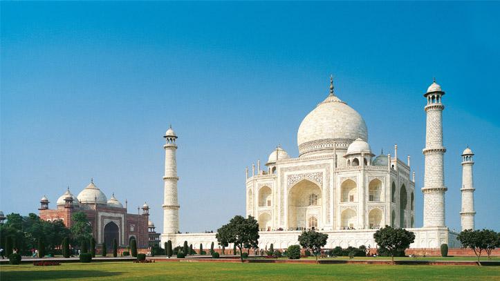 Taj Mahal Agra Inde Promo